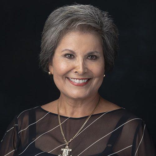 Gloria Campos Brown Headshot
