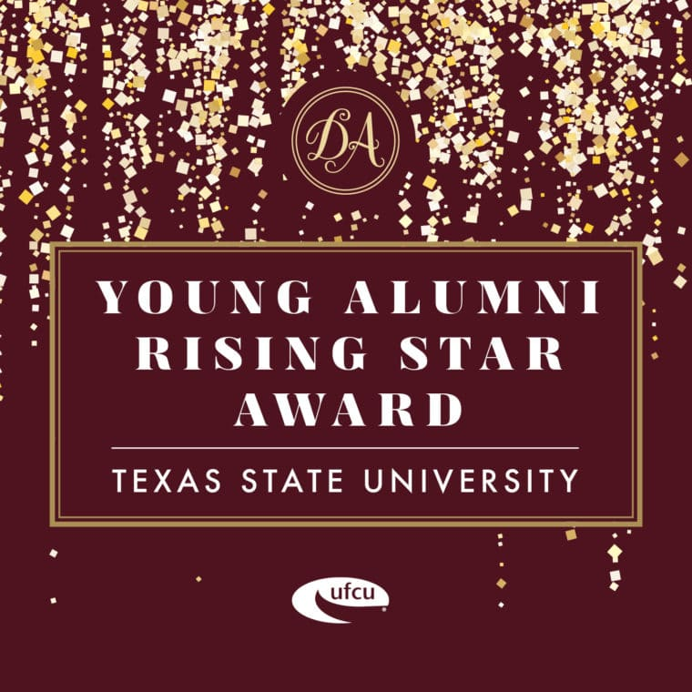 Young Alumni Rising Star Award