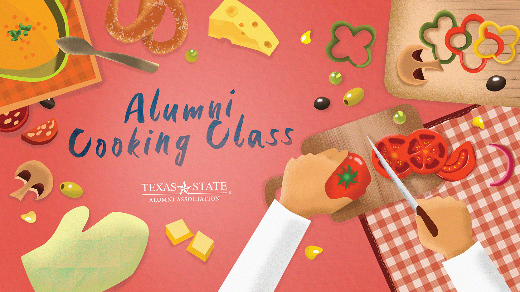 Alumni Cooking Class