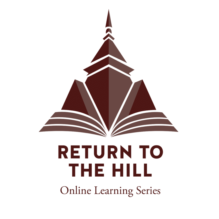 Return to the Hill Online Learning Series