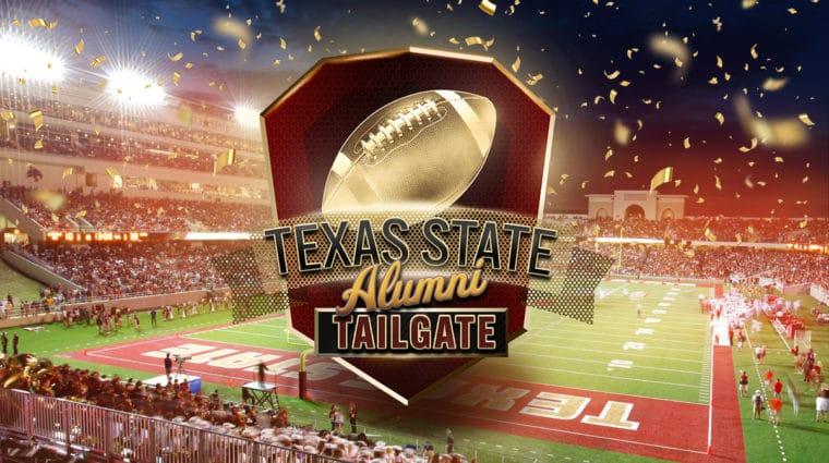 Texas State Alumni Tailgate